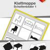TEACCH, Arbeitsmappe, Klettmmappe, strukturierte Arbeitsmappe