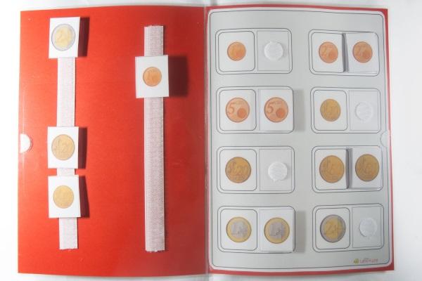 Unser Geld Münzen Alle Münzen Lern Kiste Unterrichtsmaterial