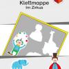 TEACCH, Arbeitsmappe, Klettmmappe, strukturierte Arbeitsmappe, Zirkus