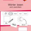 Wörter, Lesen, Schreiben, Anfangsunterricht, Förderuntterricht, Synthese