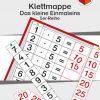 TEACCH, Multiplikation, ZR 100, Zahlenraum 100, Einmaleins, Kleines Einmaleins, 5er Reihe