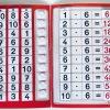 TEACCH, Multiplikation, ZR 100, Zahlenraum 100, Einmaleins, Kleines Einmaleins, 6er Reihe