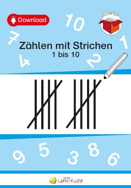 Mengen, Ziffern, Mengenerfassung, Anfangsunterricht, ZR bis 10